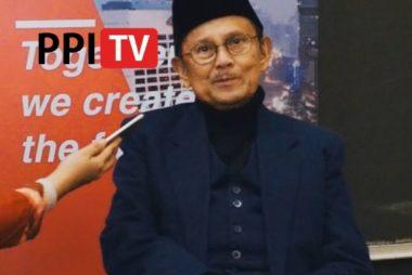 Exclusive Interview Bersama Presiden Republik Indonesia Ke-3, Bapak B.J. Habibie